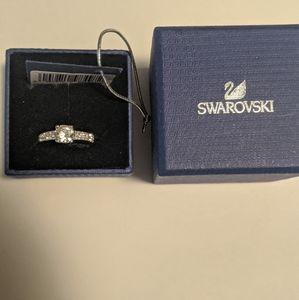 Swarovski Promise Ring